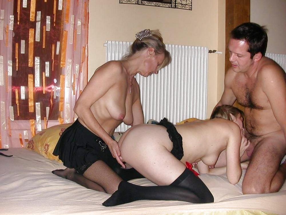 Homemade Mature Sex Parties