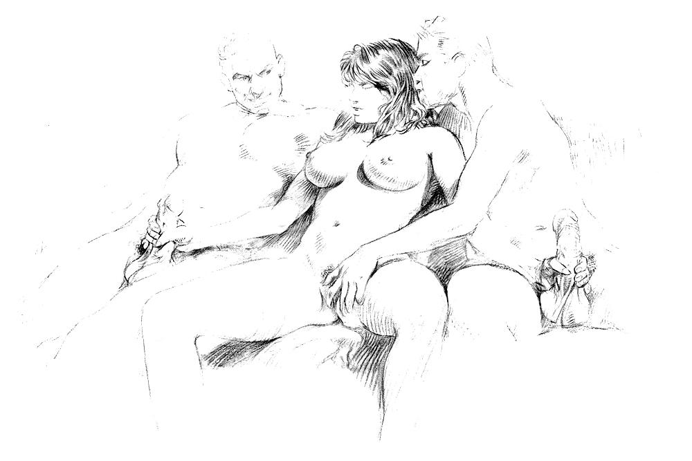 Sex sketches pics, antara biswas fucking nude image