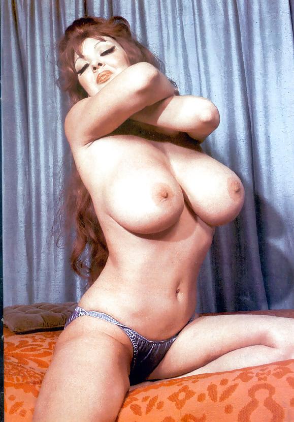 Vintage big boobs tube