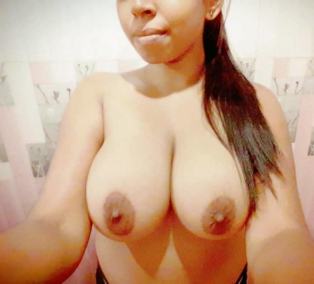 Malay girl big tits model