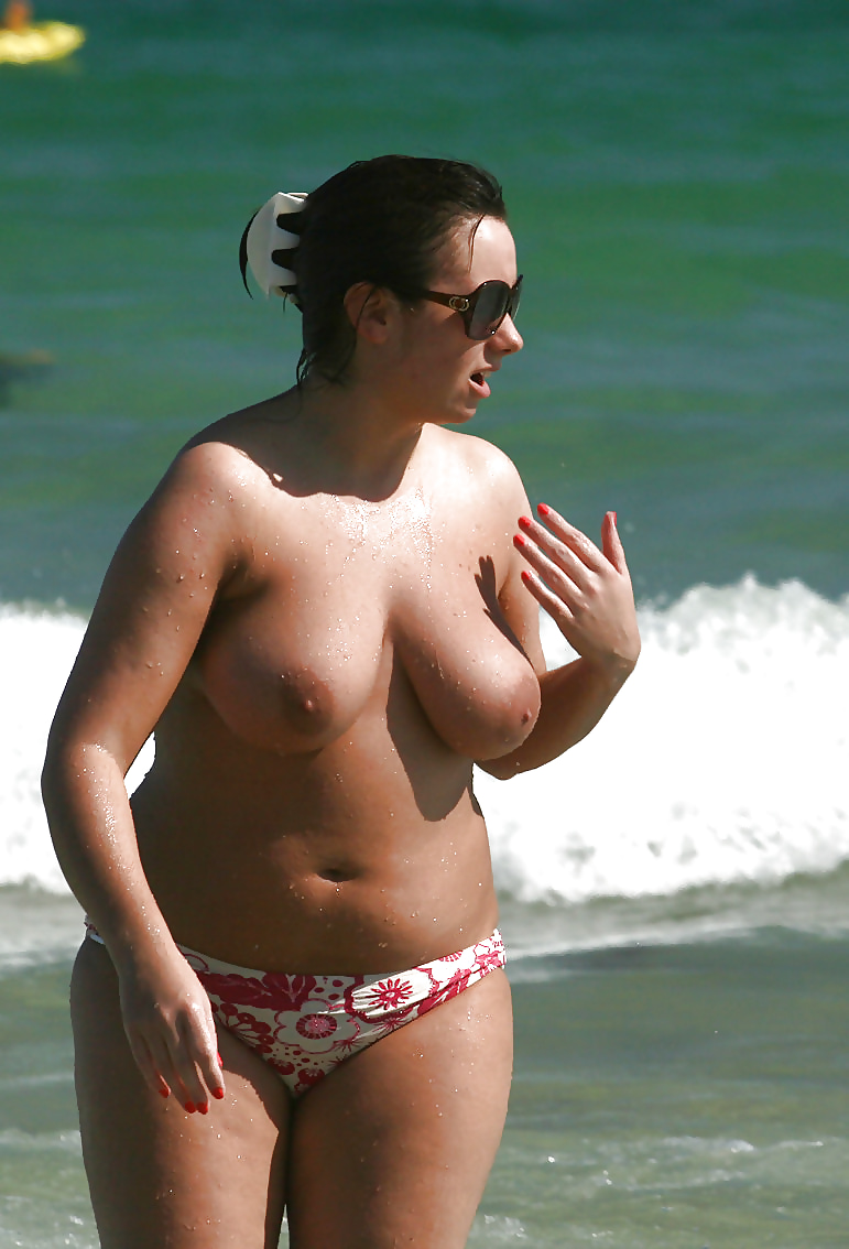 Beach obese woman images, stock photos vectors