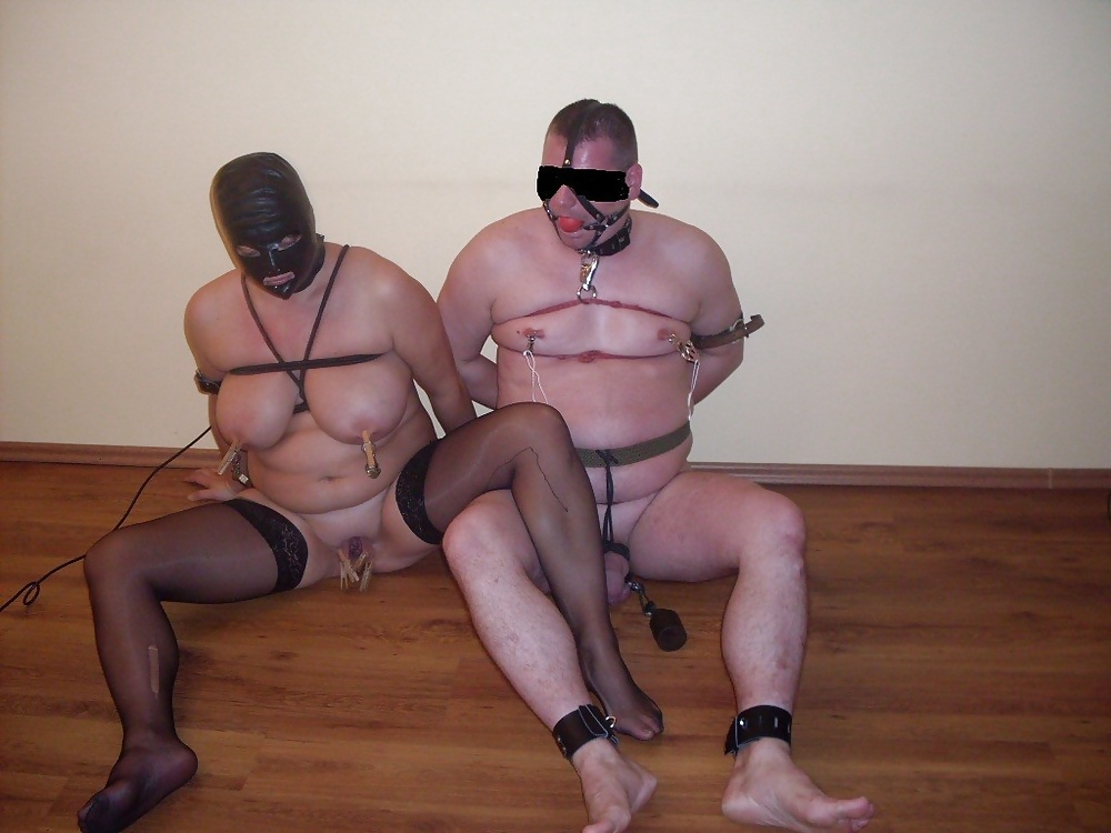 A masterslave couple takes us deep inside their bdsm relationship