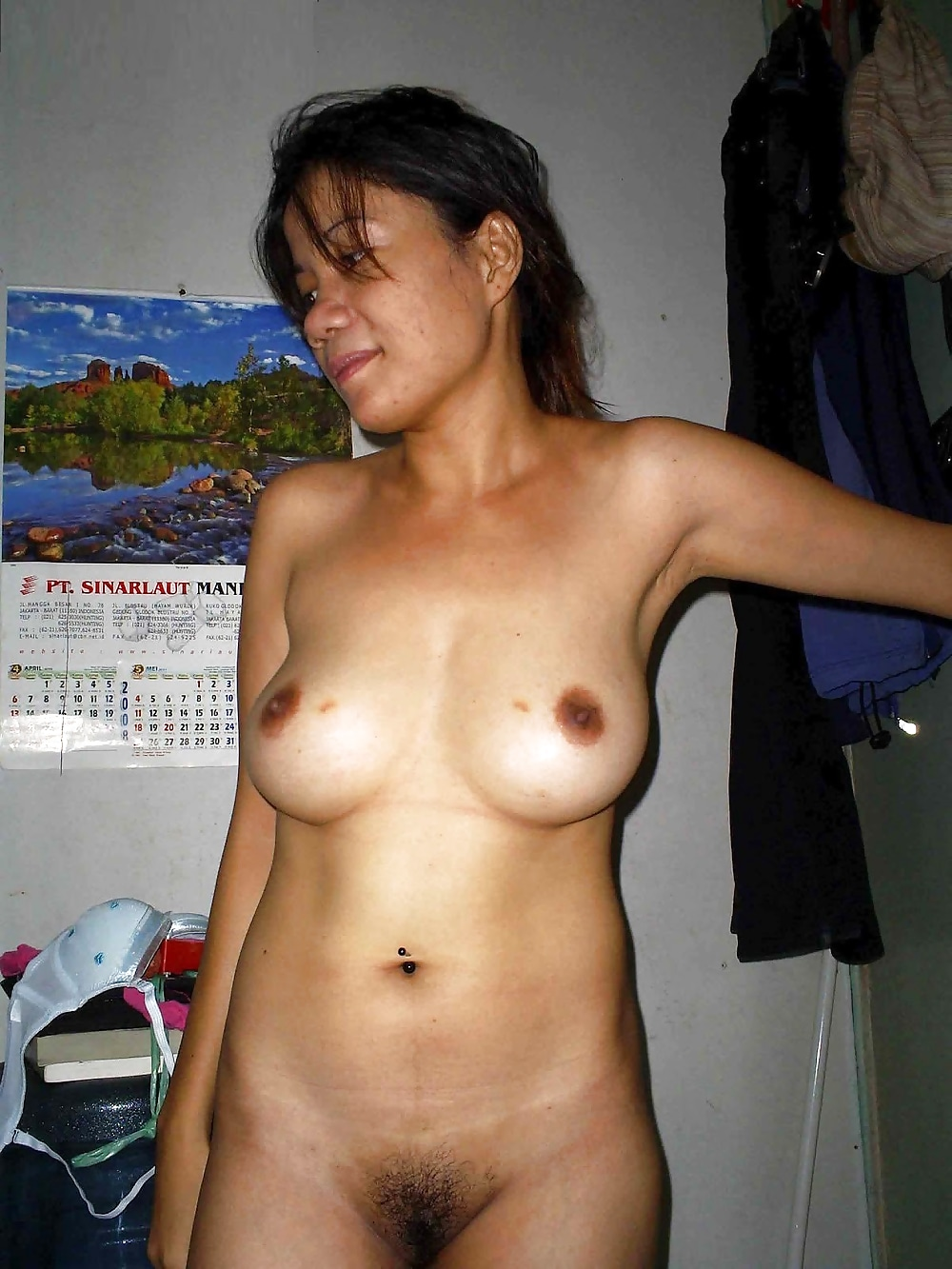 Busty Indonesian Babe Submitted Pictures