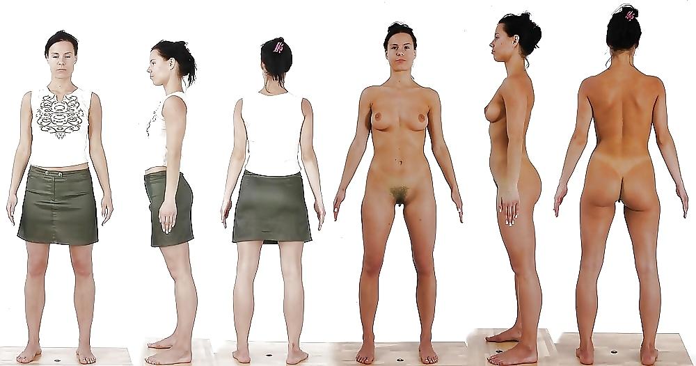 Mature Images Elegant Milf Undresses