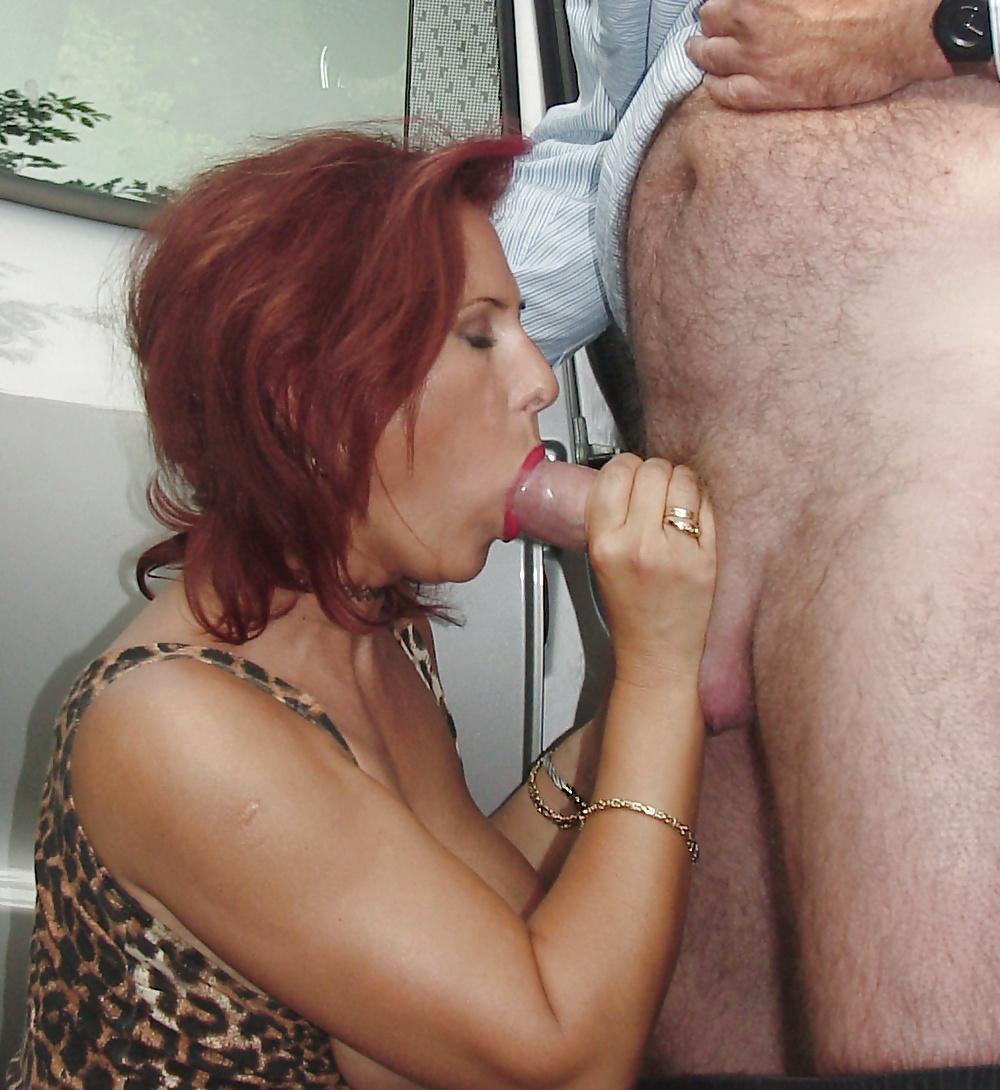 Ladies blowjob — img 4