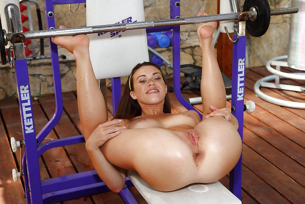 Working out pussy muscles