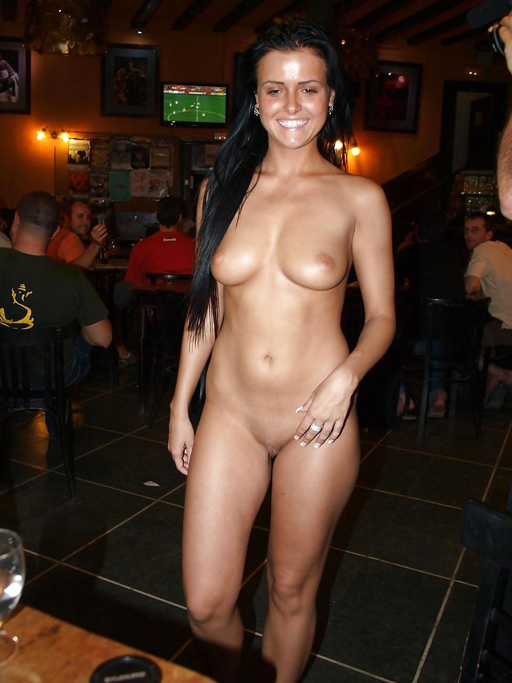 Free nude blonde girls stripping