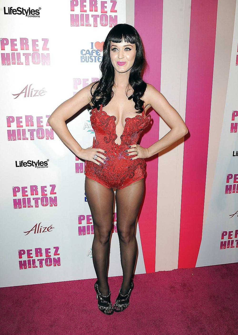 Katy perry always wears pantyhose, playmate gitls nude images