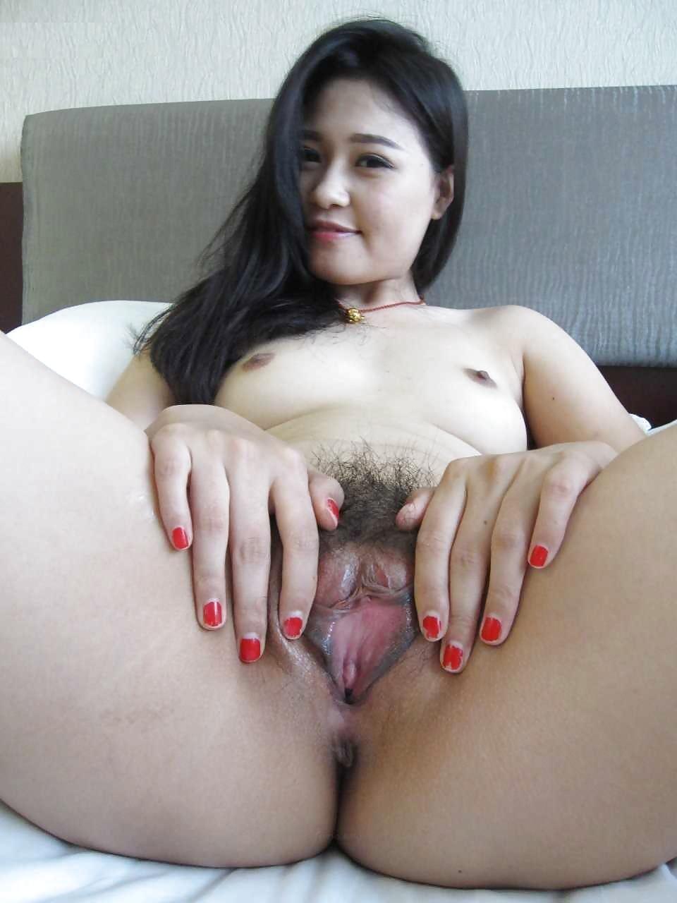 Pink Pussy Vietnamese Girl Ride