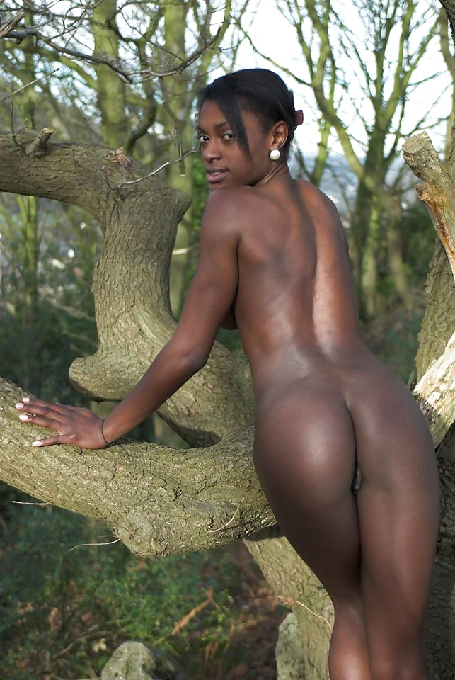 Nude naked african ladies