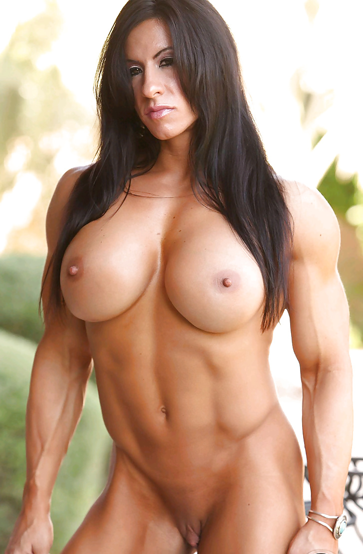 Naked Muscle Girls Com