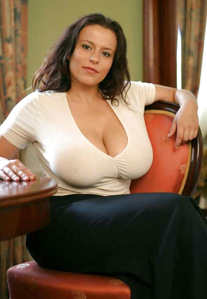 Busty Milk Containers