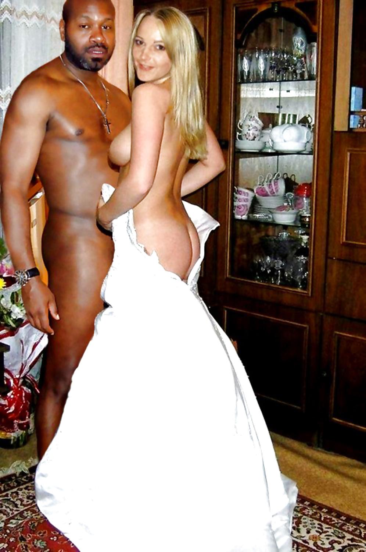 Big black dick white woman