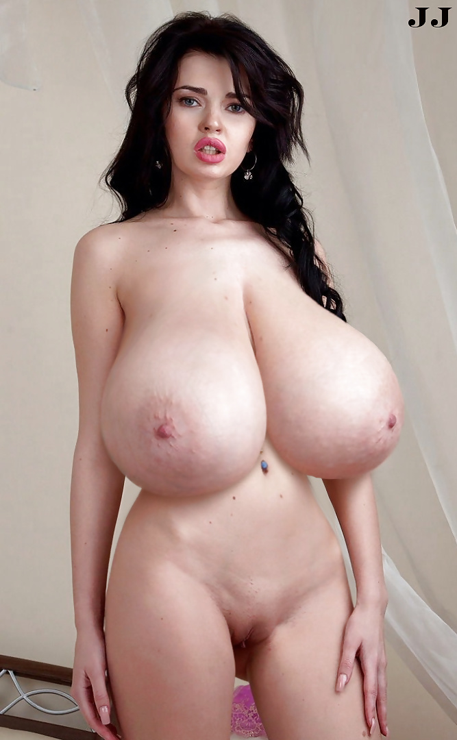 Skin super giant tits naked madsen