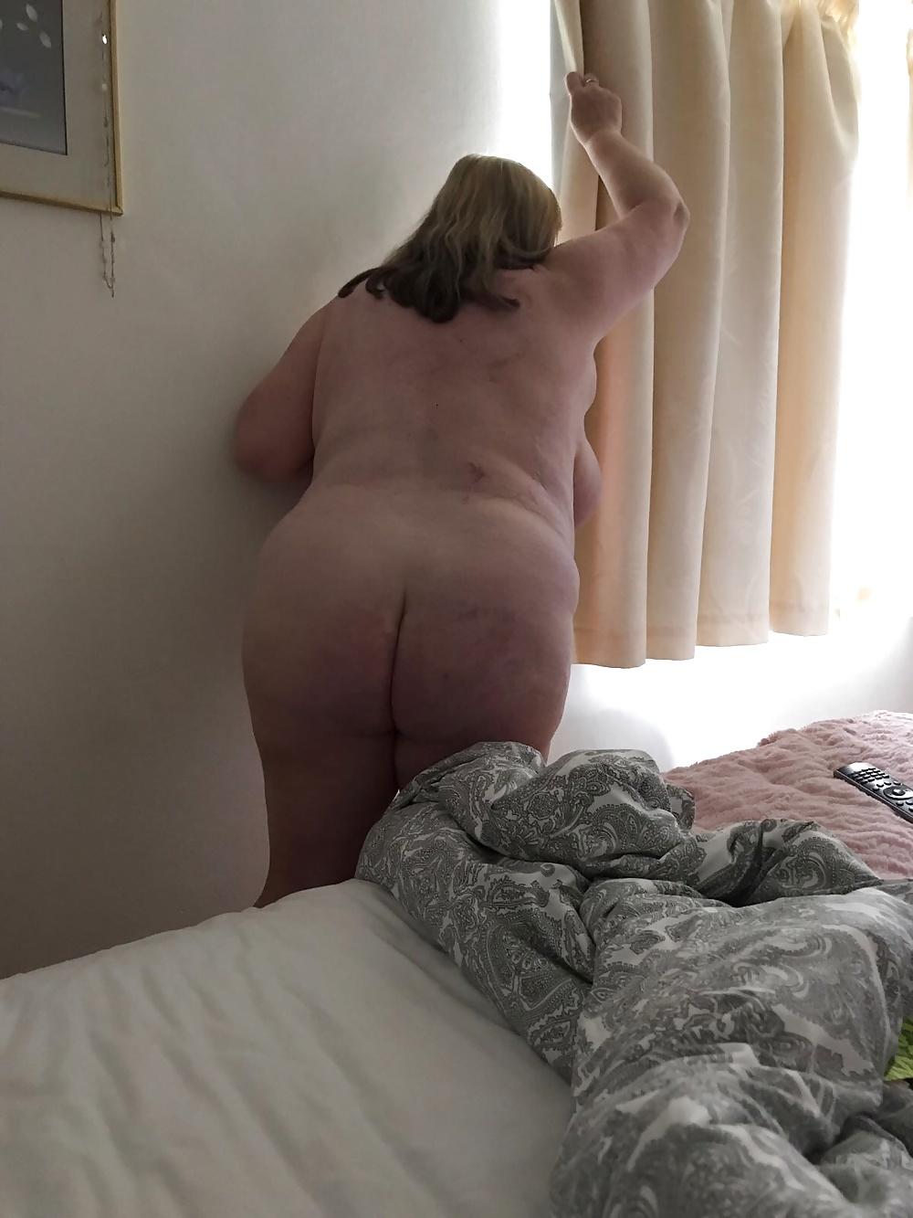 Quivering Body Of My Bbw Wife Carol
