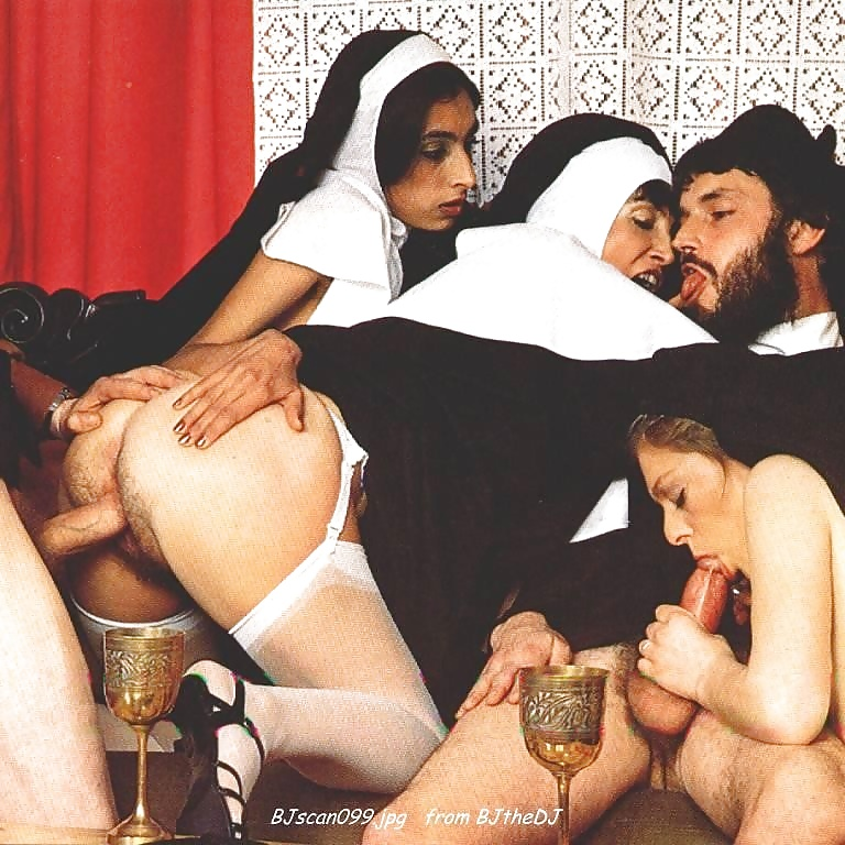 Porn In Convent