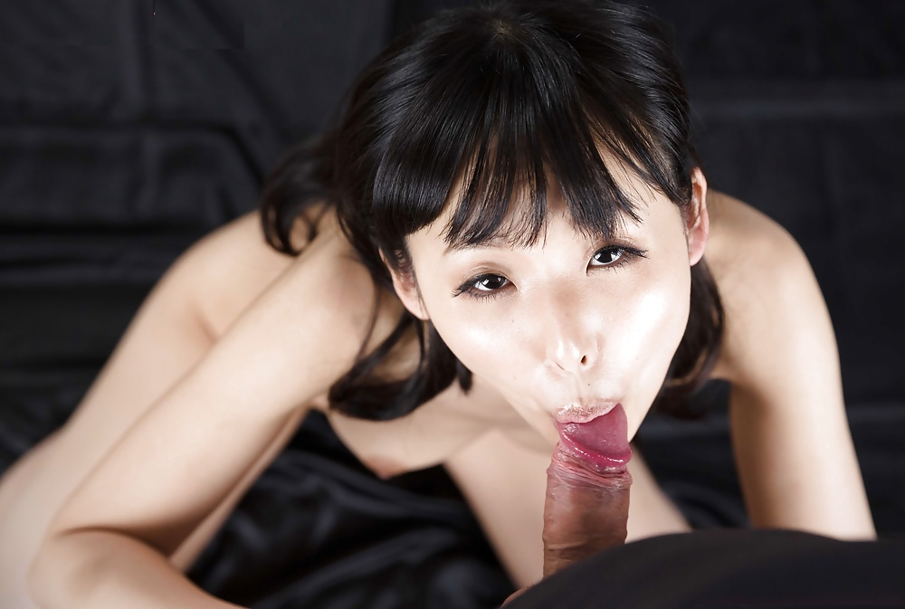 Kurumi Blowjob Fellatio Japan Babe Source 1
