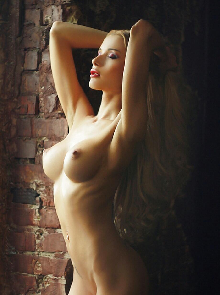 Девушка Голые Красивые Руки
