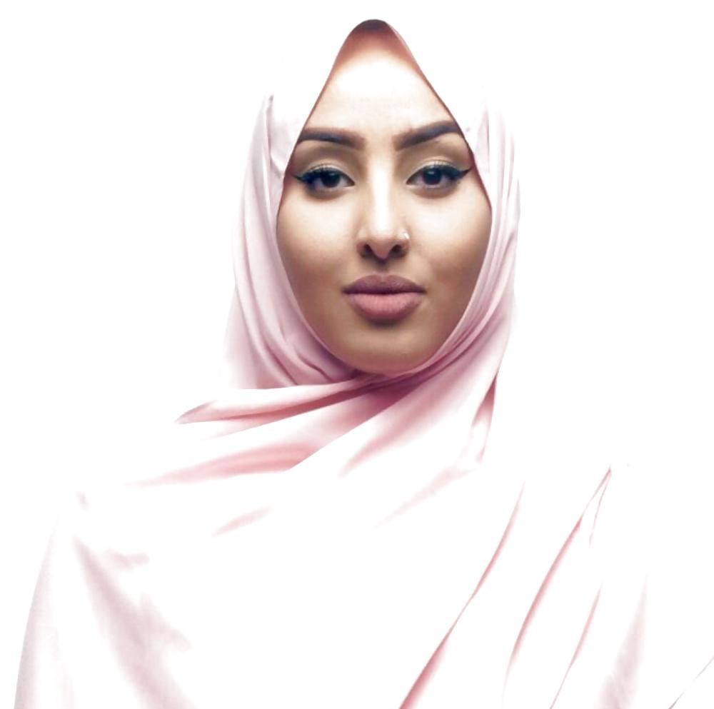 Beurette arab hijab muslim 39 - Photo #0