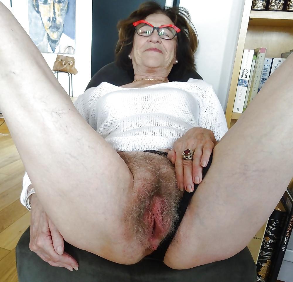 Hairy Mature Porn