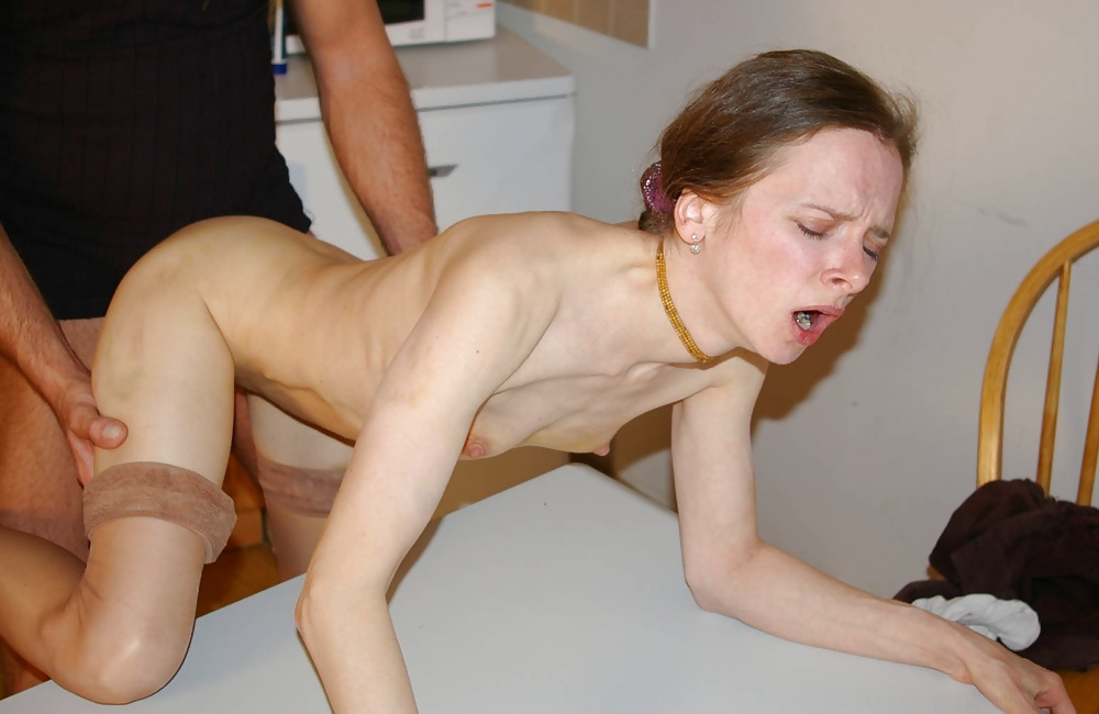 College skinny porn preview