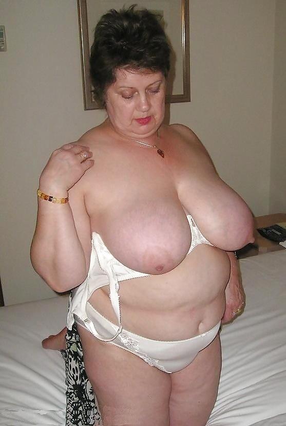 толстые пожилые бабы фото общем, сама