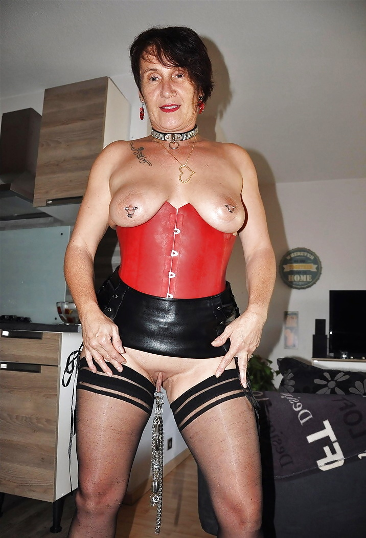 Miss L Fire Amber Heel