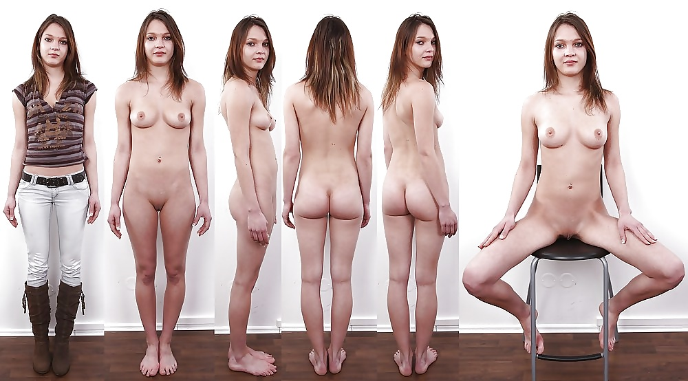 Normal Women Clothed Naked