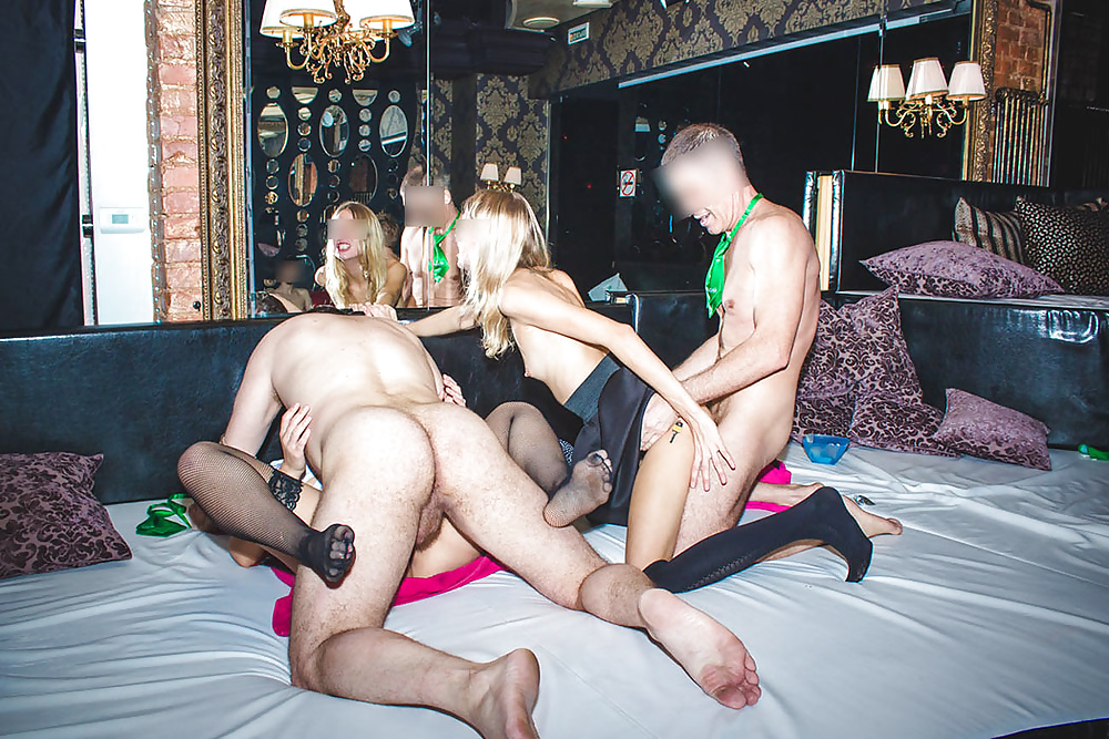 The calgary sex club sex party scene