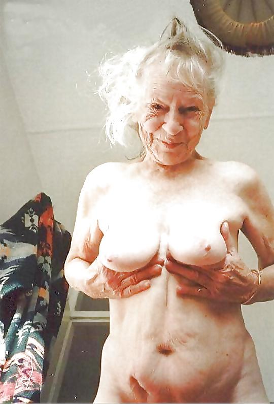 Проституток фото очень старых пожилых голых для визажистов