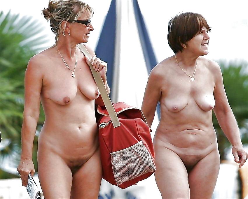 Ridicule nudist woman weight