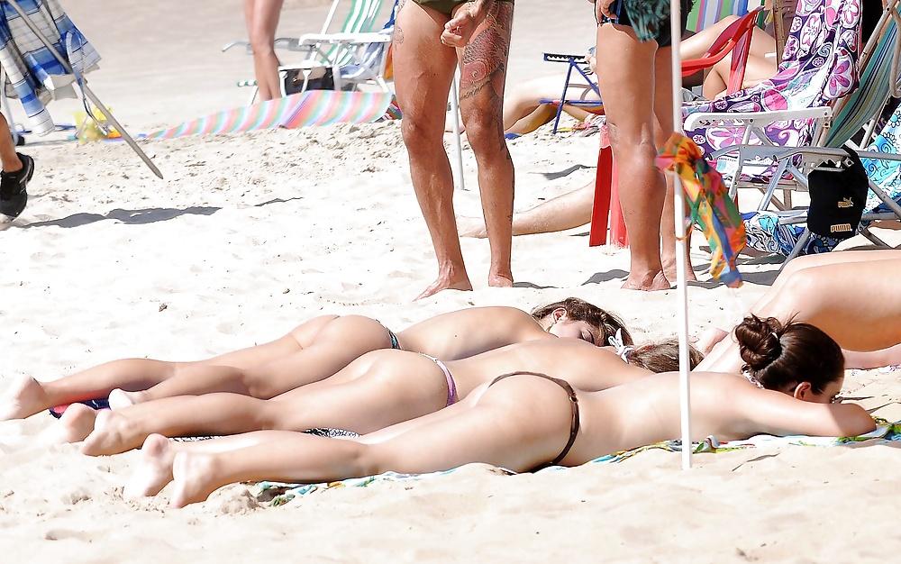 Ass hidden beach turkey