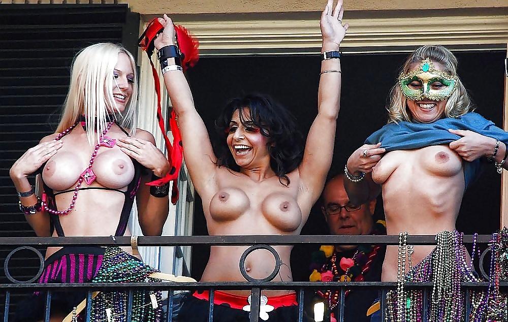 New orleans live sex show