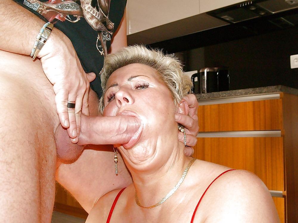 кончил рот зрелой женщины на работе чем