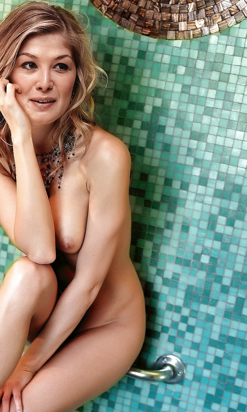 Naked rosamund pike My Top