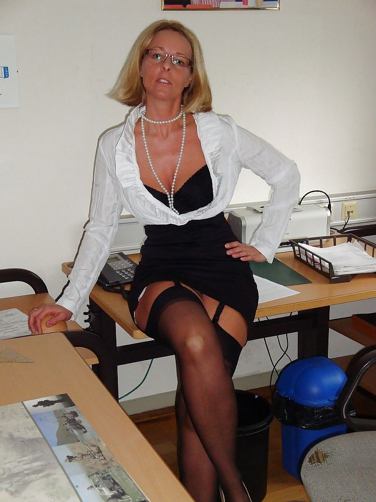 German milf seduce young boy to fuck on work in office tnaflix porn pics
