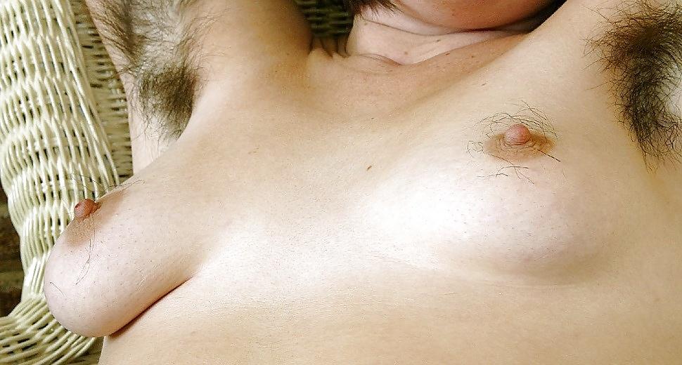 Small tits long nipples