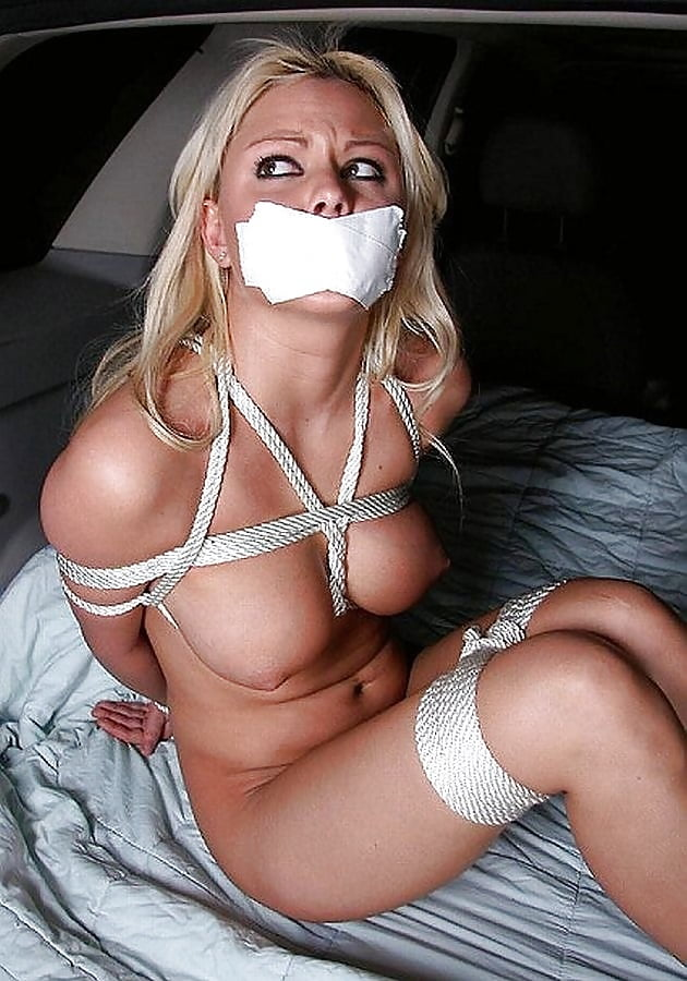 Tied Up Porn