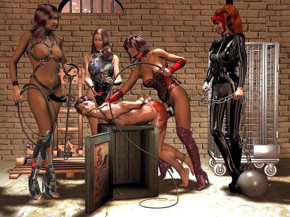 Torture sex comics