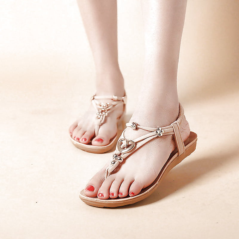 This one hot new arrival sexy women sandals open toe mineli's closet