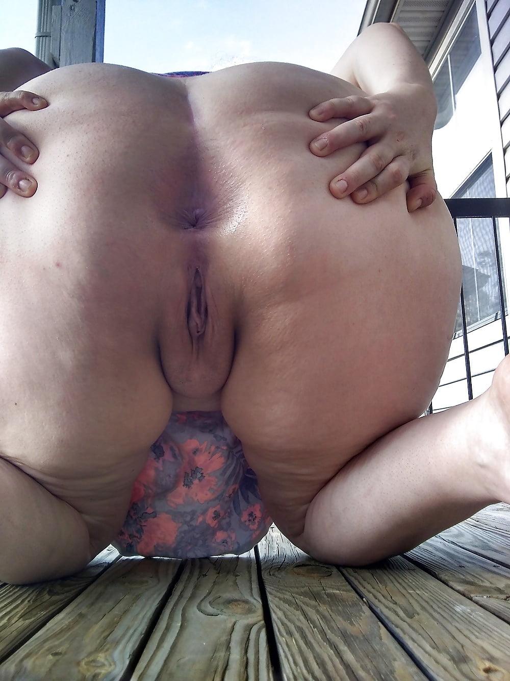 Ass bbw hole