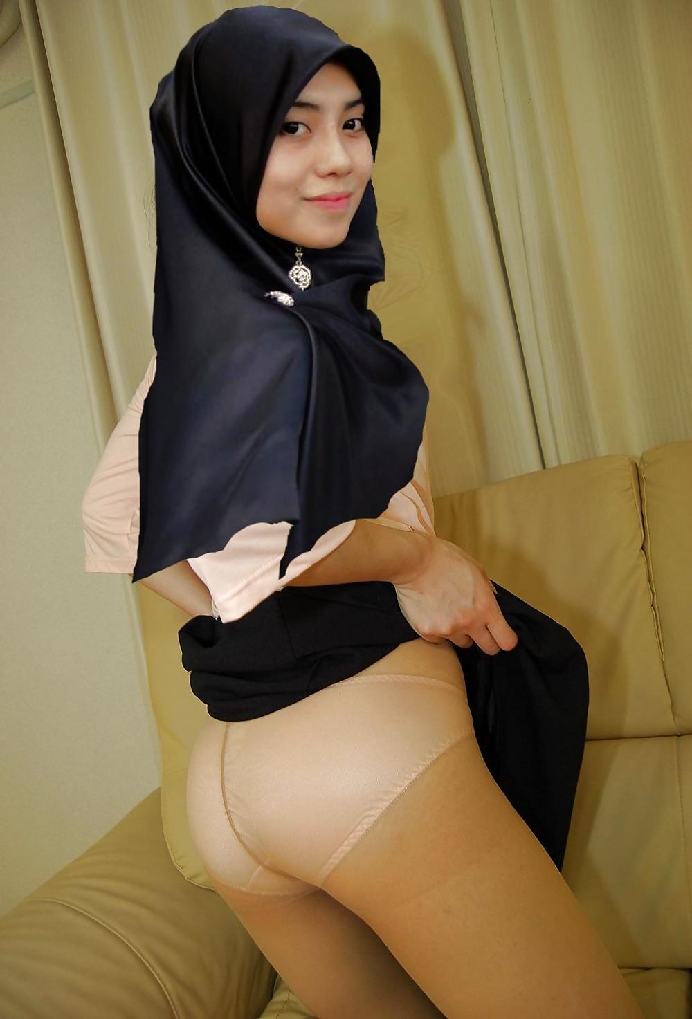 Muslim women hijab ass upskirt gallary