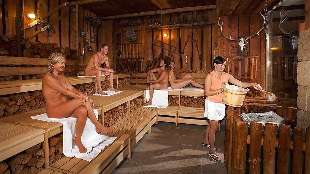 Sauna claquettes club