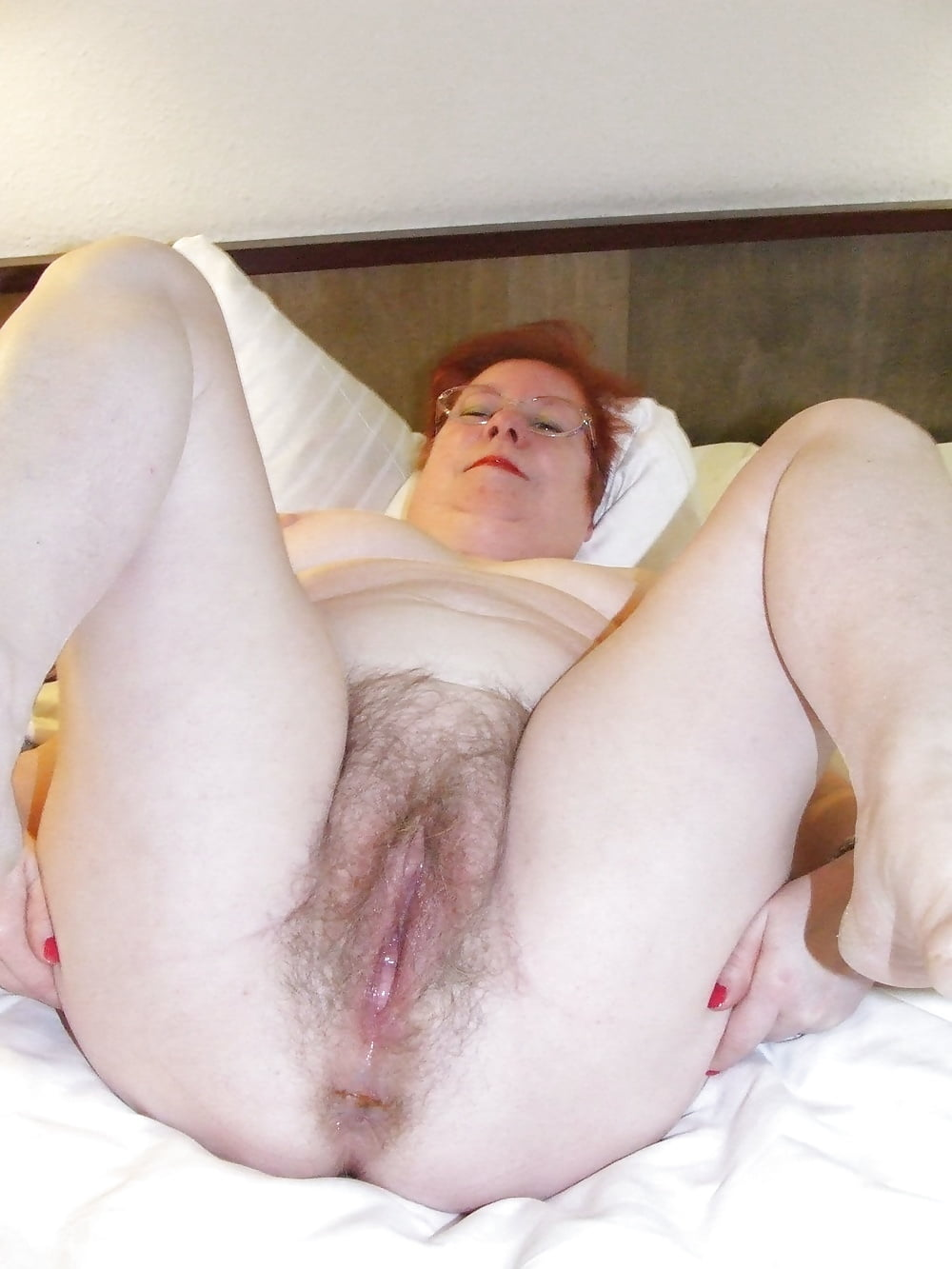 Pussy Old Fat Granny Real Homemade