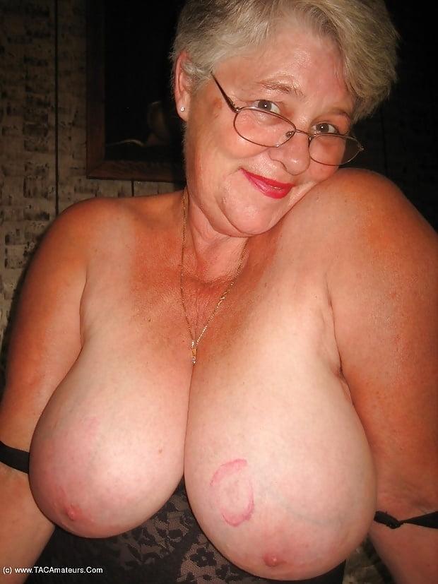 Boobs on grandma