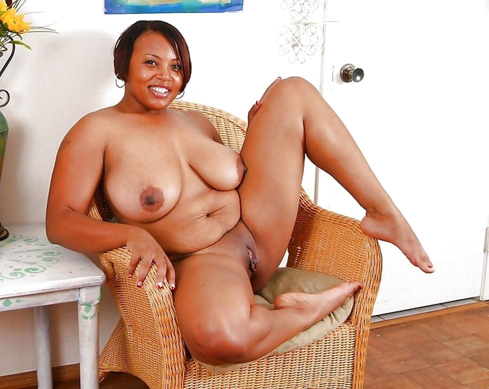 Bbw ebony nude morning