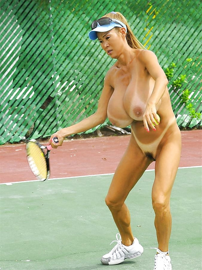 Nude tennis women indian — img 4