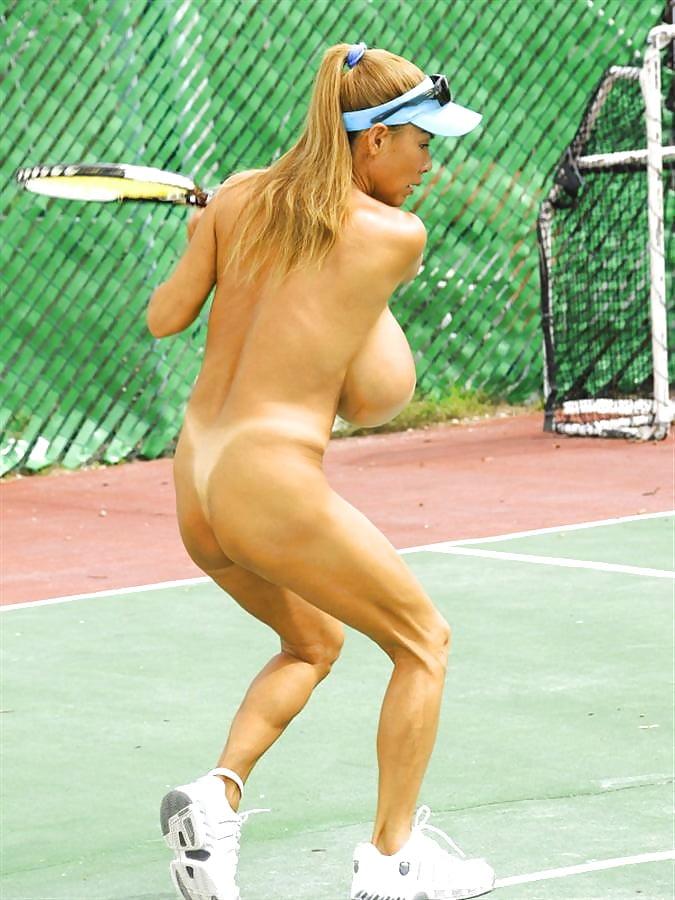 Nude big tits tennis, lite tiny girls nude