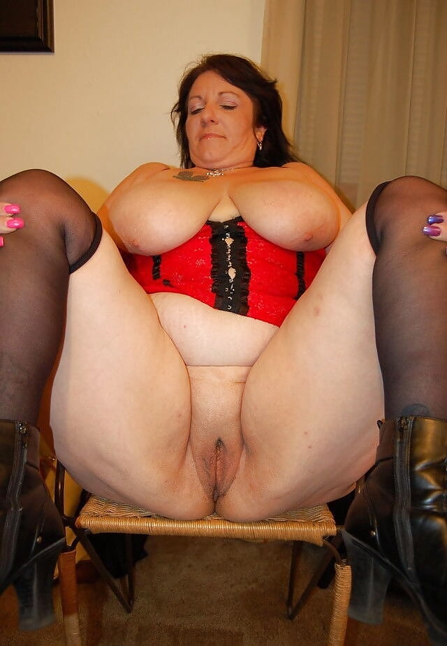 Фотки толстожопых зрелых женщин голыми — img 8