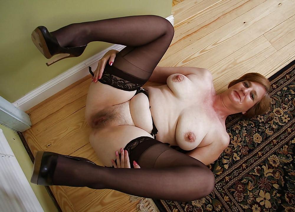 Sexy Granny Stockings 8tube 1